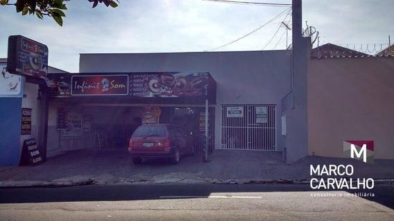 Salão À Venda, 190 M² Por R$ 450.000 - Conjunto Habitacional Vila Dos Comerciários Ii - Marília/sp - Sl0018