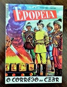 Epopéia 12 (ebal-1a Série-1953) - O Correio Do Czar
