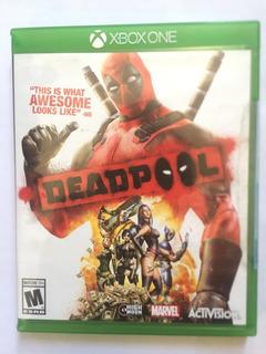 Deadpool - Xbox One Fisico