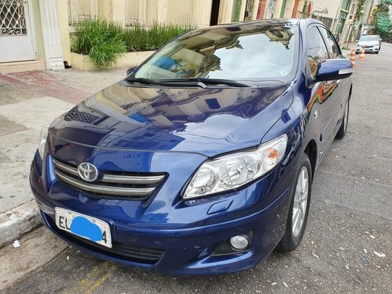Toyota Corolla 1.8 16v Se-g Flex Aut. 4p 2010
