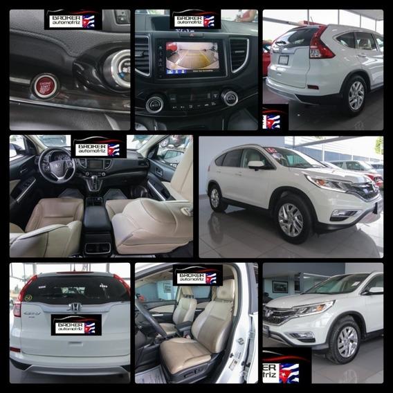 Honda Cr-v Exl Americana