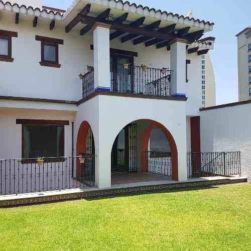 Casa En Renta Martín Caballero, Huixquilucan, Interlomas