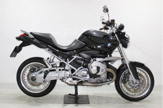 Bmw R 1200 R Classic 2012 Preta