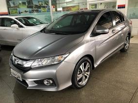 Honda City Lx Automático Flex 2015