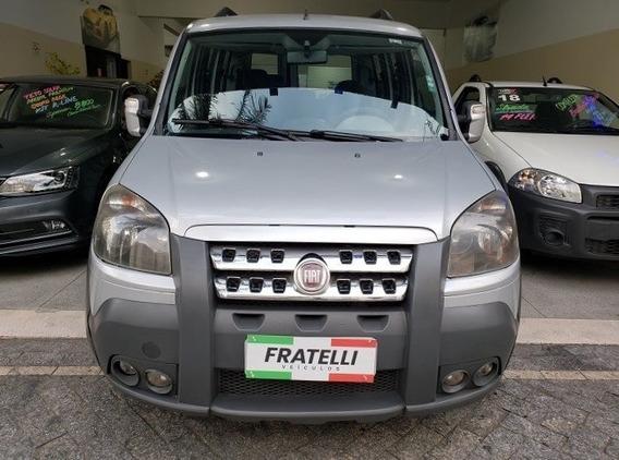 Fiat Doblò 1.8 Mpi Adventure 16v Flex 4p Manual