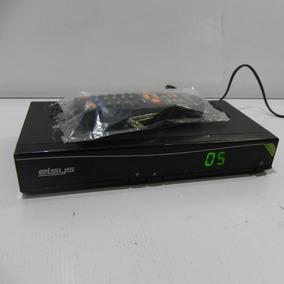 Receptor Antena Parabólica Elsys 2.0 2014 Usado C/ Controle