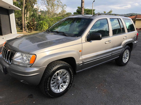 Jeep Grand Cherokee 4.7 Limited 5p 2002