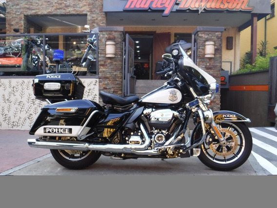 Street Glide Police