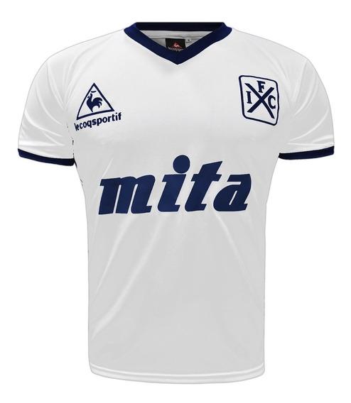 Camiseta Alternativa Independiente Reedicion Retro Años 80