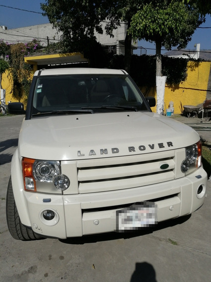 Land Rover Lr3 Hse V8 Piel 7 Asientos Qc At 2009