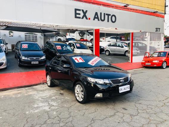 Kia Cerato 2011 1.6 Sx3 Automático