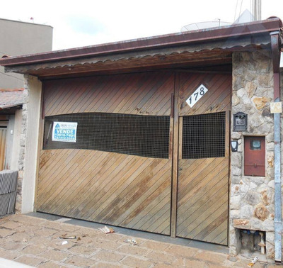 Casa Residencial À Venda, Jardim Itamaracá, Indaiatuba. - Ca2723