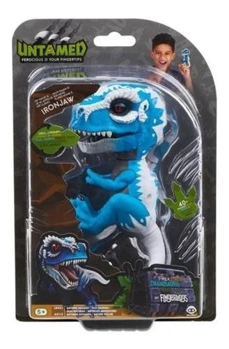 Dinosaurio Fingerlings Baby T-rex Originales. Día Del Niño