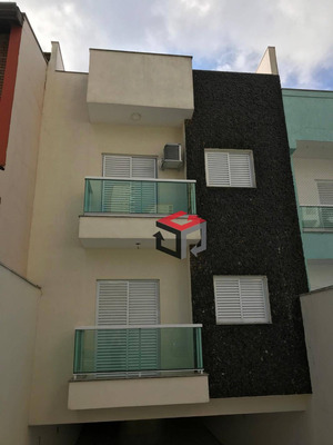 Cobertura Residencial À Venda, Vila Eldízia, Santo André - Co49437. - Co49437