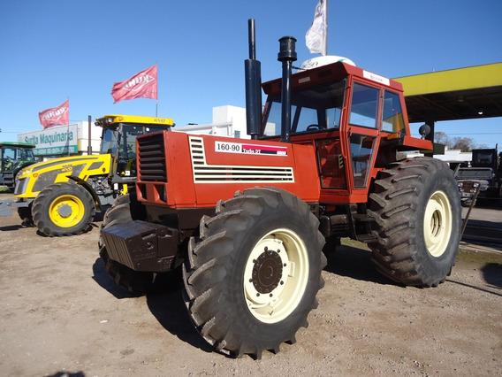 Tractor Fiat Agri 160-90 Doble Tracción. Excelente Estado!