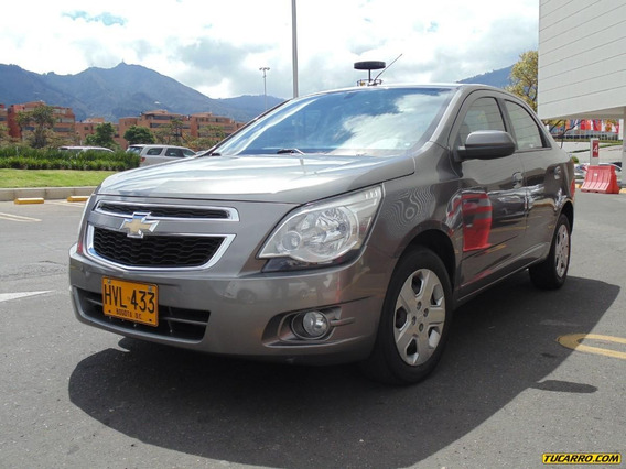 Chevrolet Cobalt Lt 1.8 Mt