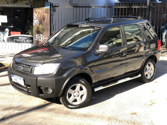 Ford Ecosport Xlt Plus - 2008 - Impecable