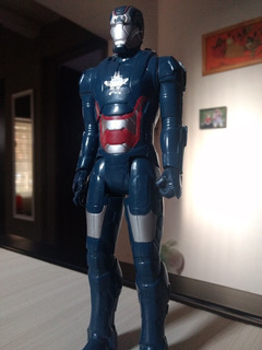Figura De Iron Patriot