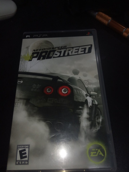 Need For Speed Pro Street Psp