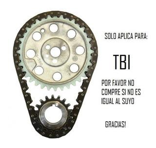 Kit Cadena De Tiempo Chevrolet 305 / 350 Tbi 5.0 5.7 Lts