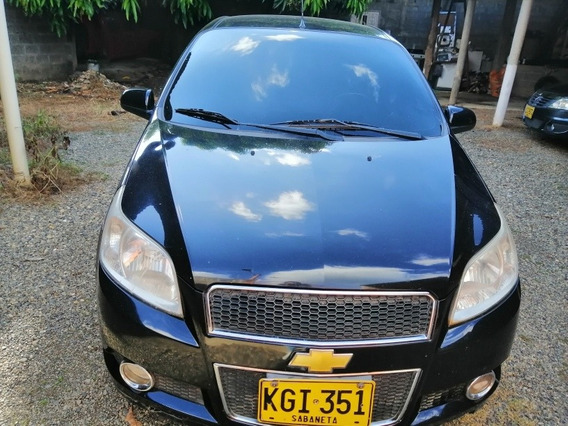 Chevrolet Aveo Emotion Gt Hatchback 5p F. E.