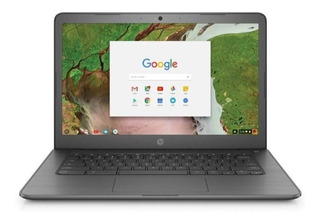 Notebook Hp Chromebook 3 Dual Core / 80gb + 4gb Ram 14ch