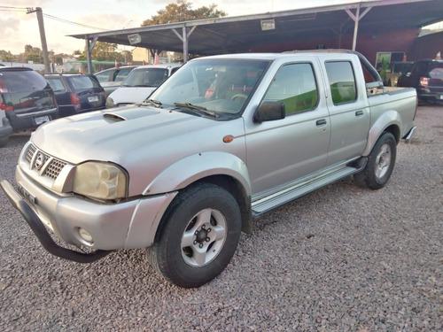 Nissan Frontier Año 2008 4x2 2.5 Diesel Al Dia 11900 Dolares