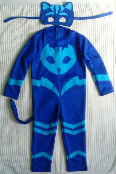 Disfraz Pj Masks Héroes En Pijamas Somos Fabricantes