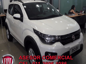 Fiat Mobi 1.0 Easy Pack Top Anticipo 23.700 O Tu Usado !!