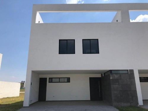 Casa Nueva En Renta Parque Sonora