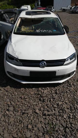 Sucata Volkswagen Jetta 2.0 Flex 2012 Rs Caí Peças