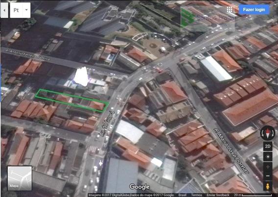 Terreno A Venda No Bairro Lauzane Paulista Em São Paulo - - 520-1