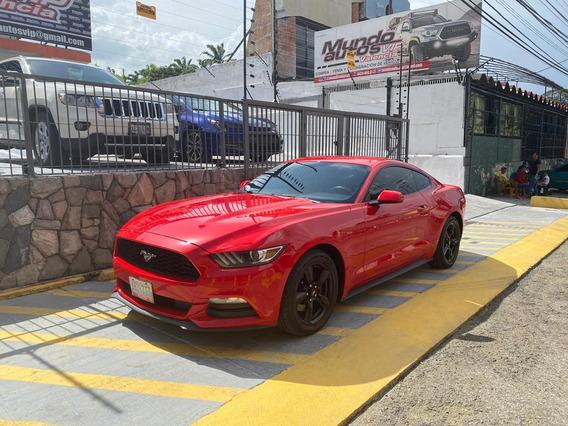 Mustang Gt Año 2015