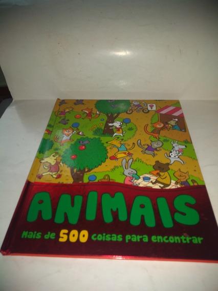 Animais - Mais De 500 Coisas Para Encontrar