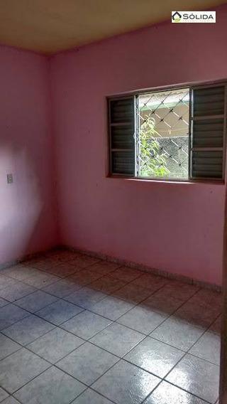 Casa Com 2 Dormitórios À Venda, 55 M² Por R$ 160.000 - Botujuru (botujuru) - Campo Limpo Paulista/sp - Ca0119
