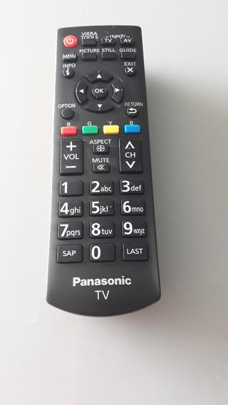 Controle Tv Panasonic Tc-32f400b - Novo - Original
