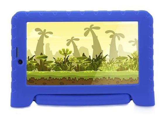 Tablet Multilaser Kid Pad Plus Azul 1 Gb Android 8.1 Nb291