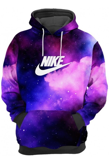 Moletom Com Capuz Nike Galaxia