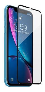 Kit 3 Pelicula Vidro 3d-5d-6d iPhone 6 7 8 Plus X Xr Xsmax Cobre Tela Toda 100% De Proteção