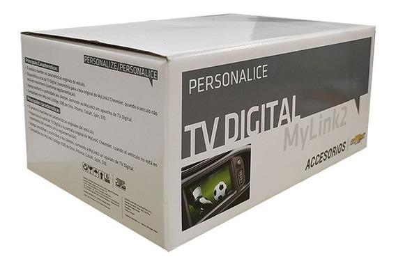 Modulo Tv Digital Desbloqueio Mylink2 Onix Prisma Spin Cobal