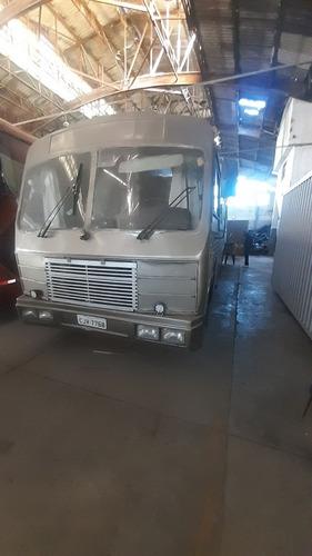 Scania Motor Home Scania112