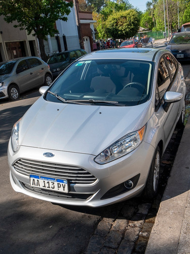 Ford Fiesta Kinetic Design 1.6 Sedan Se Plus 120cv 2016 S Of