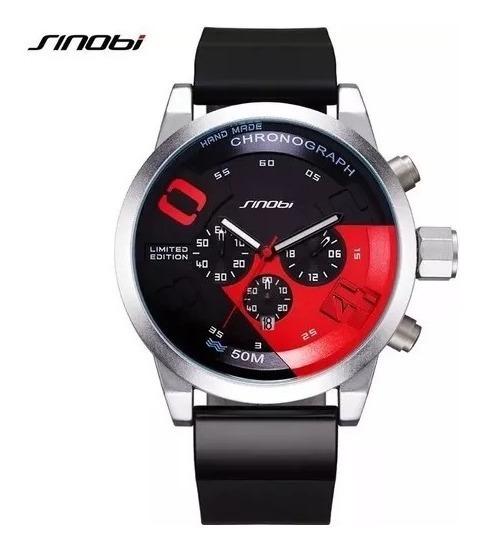 Queima Total De Estoque / Relógio Sinobi Fast Furious 9716