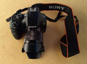 Camera Fotográfica Sony Alpha 3000 - Com Maleta Goldship