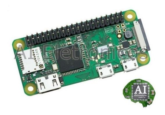 Raspberry Pi Zero W 1ghz 512 Mb De Ram Wifi Bluetooth