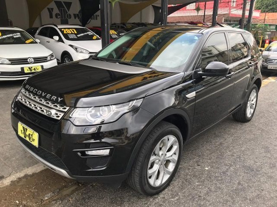 Land Rover Discovery Sport Si4 Turbo Hse 2.0 16v, Ghc0005