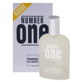 Perfume Importado Number One-paris Elysees