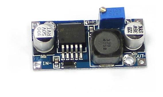 Kit Com 3 Regulador De Tensão Lm2596 Dc-dc Step Down