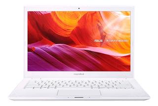 Notebook Asus Mj401ta M3 4gb 128gb Ssd 14 PuLG Win 10 Blanca