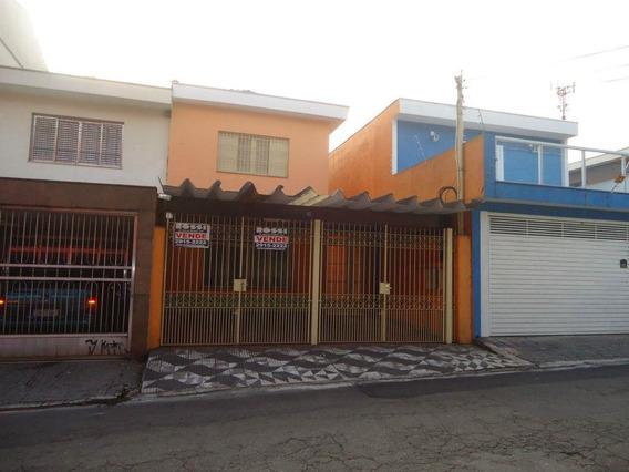 Sobrado Residencial À Venda, Vila Prudente, São Paulo. - So0661